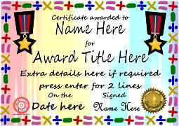 Editable certificates for students fieldstation yelopaper Image collections